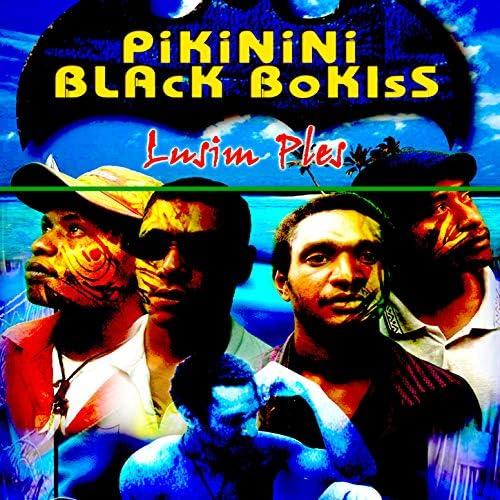 PIKININI BLACK BOKIS BAND