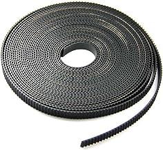 Correa de distribuci/ón GT2 cerrada 6 mm ancho por 2 pieza 80mm