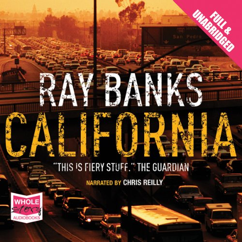 California audiobook cover art