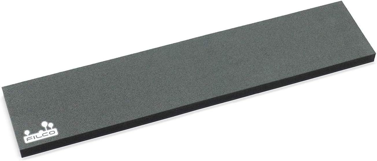 FILCO Majestouch Macaron Wrist Rest - Ash - Medium (12mm)