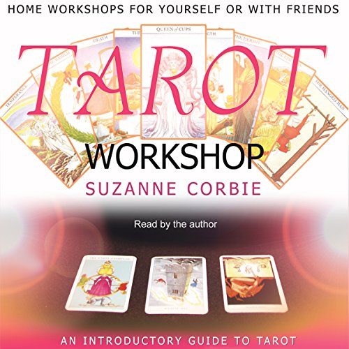 Tarot Workshop                   By:                                                                                                                                 Suzanne Corbie                               Narrated by:                                                                                                                                 Suzanne Corbie                      Length: 2 hrs and 2 mins     30 ratings     Overall 3.8