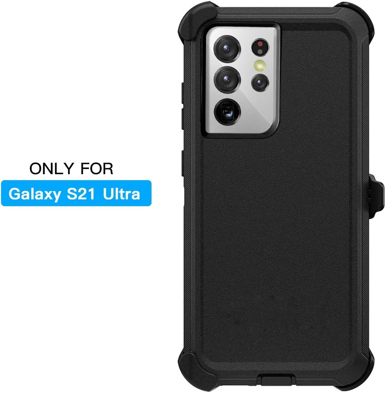 Galaxy S10e, Dark Black AICase Belt-Clip Holster Case for Galaxy S10e