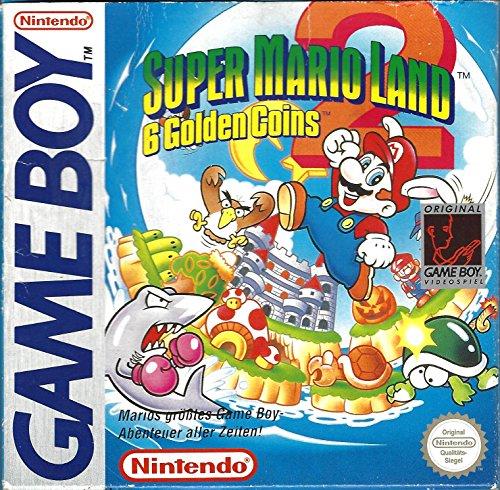 NUR MODUL: Super Mario Land 2