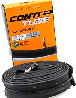 Continental 650c Bicycle Tube, 26 40mm Schrader Valve