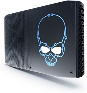 英特尔 NUC8 迷你电脑套件BOXNUC8i7HNK1 游戏迷你电脑套件,带 dGFX