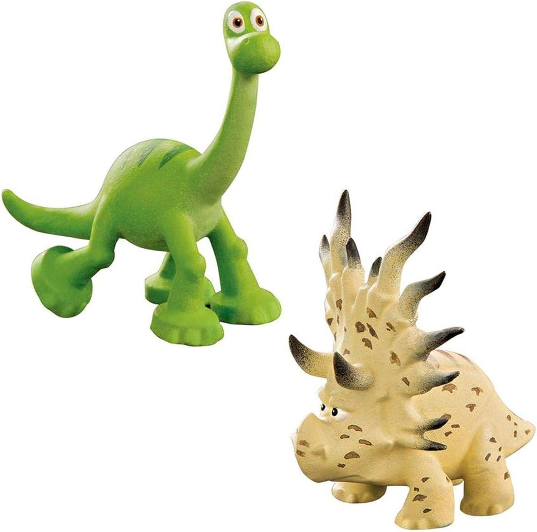 Disney Pixar The Good Dinosaur 2 Figure Pack - Arlo & Forrest Woodbush (Versand aus UK)