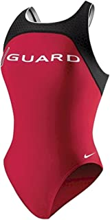 Women's +Guard Swimsuit Power Back Tank Midnight Navy Swimwear