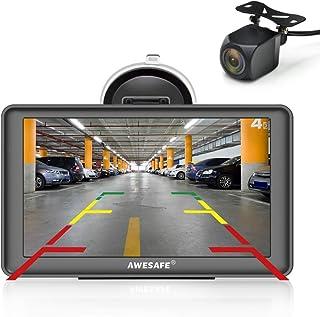comprar comparacion AWESAFE GPS para Coches con 7 Pulgadas Pantalla LCD con Bluetooth y Cámara Trasera, Navegador GPS para Camión con Actualiz...