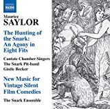 Saylor: The Hunting Of The Snark; An Agony In Eight Fits