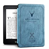 Robustrion Ultra Slim Smart Flip Case Cover for All Amazon Kindle Paperwhite 10th