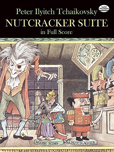 Nutcracker Suite in Full Score (Dover Music Scores)