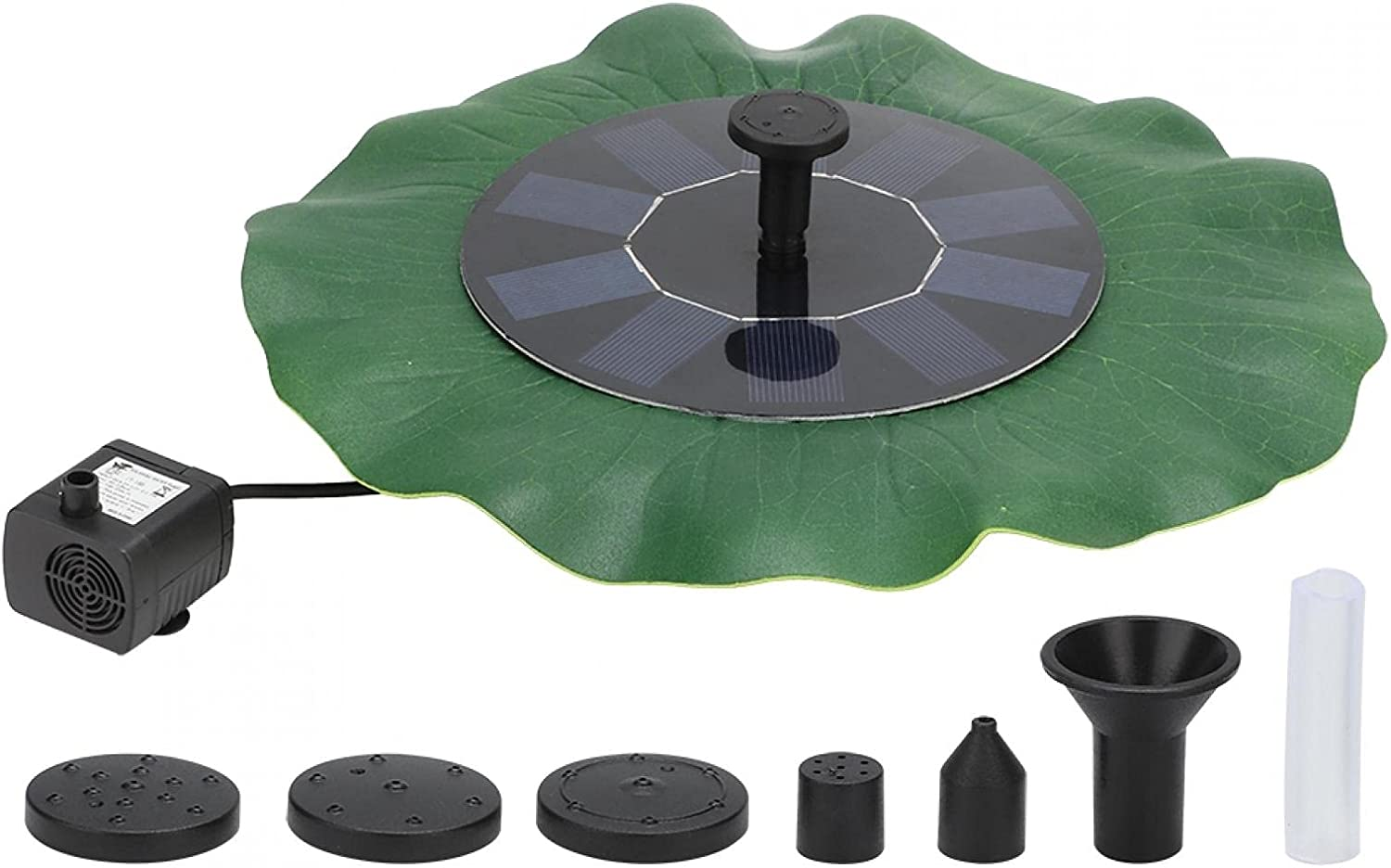 HERCHR Solar Fountain Limited Special Price Water Floating 70% OFF Outlet Pump Landscape Founta