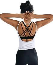 پیراهن های تمرینی تابستانی زنان OYANUS پیراهن های یوگا بدون پشت سکسی باز پشت لباس ورزشی فعال ورزشگاه های ورزشی در حال اجرا سریع برترین مخازن خشک سریع