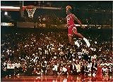 Michael Jordan XXL Poster Slam Dunk Contest (137cm x 99cm)