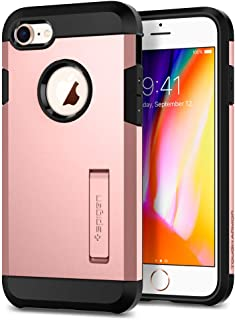 Spigen iPhone 8 / iPhone 7 Tough Armor 2 cover/case - Rose Gold