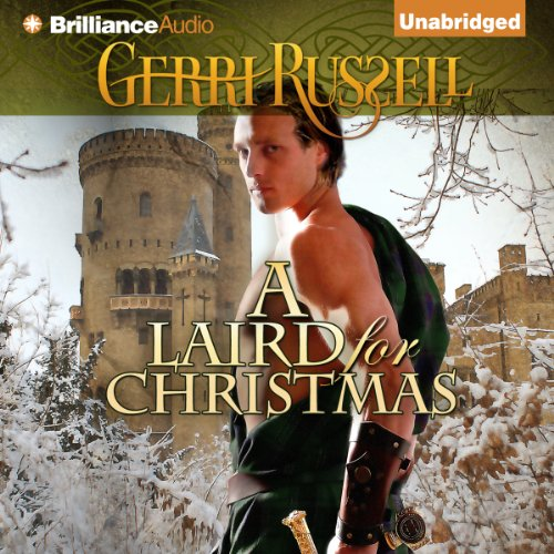 A Laird for Christmas audiobook cover art