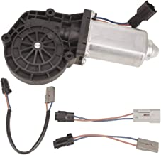 AUTOPA F65Z-15233V94-ABRM Front Right Power Window Lift Motor for Ford Lincoln F-150 Navigator
