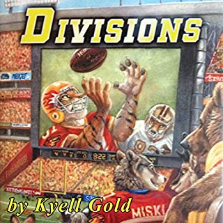 Divisions     Out of Position, Book 3              Written by:                                                                                                                                 Kyell Gold                               Narrated by:                                                                                                                                 Jeremy Sewell                      Length: 11 hrs and 53 mins     2 ratings     Overall 4.5