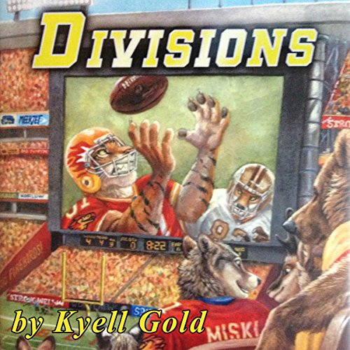 Divisions audiobook cover art