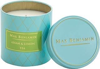 Max Benjamin MB-T26 Tea Assam and Lemon 170 g Candle