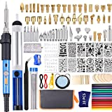 Best Wood Burning Tools - IVSUN 116pcs Wood Burning kit, Professional Wood Burning Review