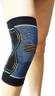 SAYOKO 膝サポーター ひざ用 スポーツ 登山 ランニングに サポーター 膝 痛み 膝保護 保温 男女 左右兼用 1枚入り