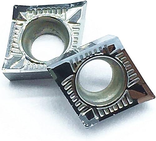 high quality ZIMING--1 online sale CCGT09T302-AK CCGT32.50.5-AK H01 Aluminum Cutting Inserts online 10PCS online