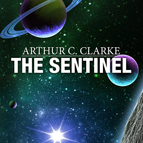 The Sentinel audiobook cover art