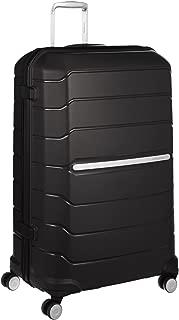 Samsonite 78793 Octolite Spinner Hard Side Luggage, Black, 81 Centimeters
