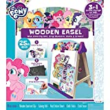 Bendon AS41165 My Little Pony Wooden Easel with 25-Foot Coloring Roll