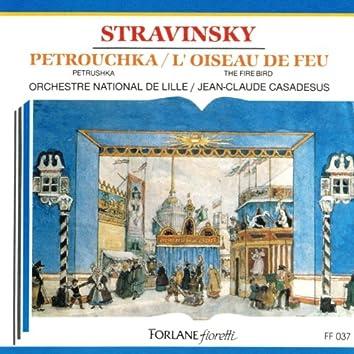 Stravinsky : Petrouchka - L'oiseau de feu
