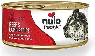 Best cat food nulo Reviews