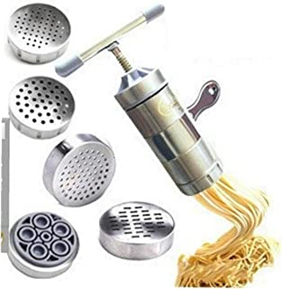 Beito Manual de Fideos Fabricante de Cocina Pasta de Espaguetis Prensa Pates Máquina Vegetal Juicer de la Fruta Prensa de Planchar para Hornear Herramientas