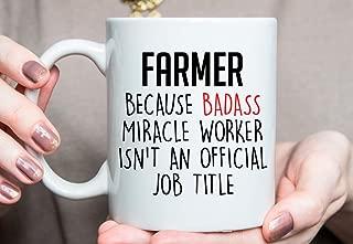 Gift for Farmer Farmer Mug Best Farmer Ever Farmer Gift Ideas Xmas Gift For Farmer