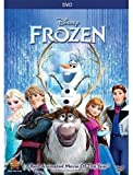 Frozen Kristen Bell (Actor), Josh Gad (Actor), Chris Buck (Director, Writer), Rated: PG Format: DVD