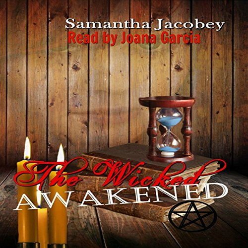 The Wicked Awakened audiobook cover art