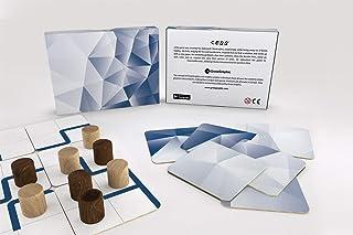 LESS GAME レスゲーム スロベニア発 ボードゲーム 日本正規代理店品 日本語説明書付き (BlueIce)