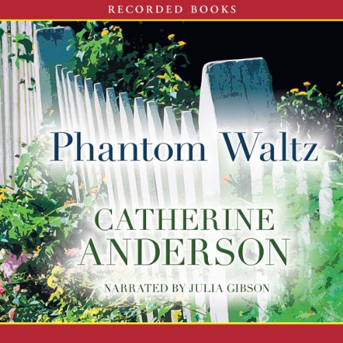 Phantom Waltz audiobook cover art