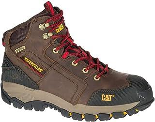 حذاء سلامة بمقدمة حذاء صلب لاصابع القدم، حذاء عمل كات نافيغايتور متوسط مضاد للماء طراز P74065، باللون البني - مقاس EU* 43 ...