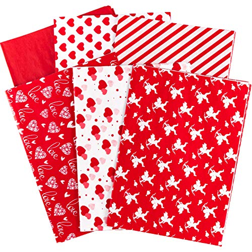 Valentine's Day Tissue Paper 120