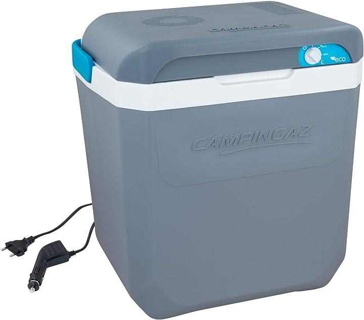Contenitore termoelettrico powerbox plus (per 12 v e 230 v) campingaz 2000030253