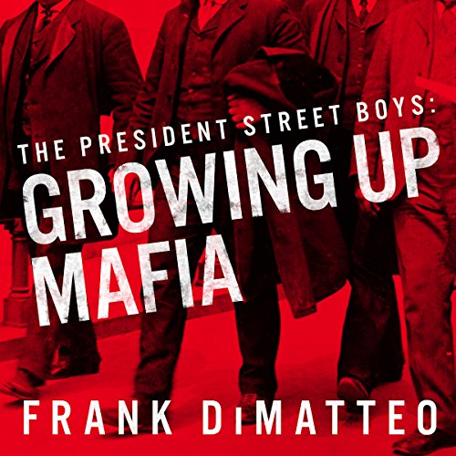 The President Street Boys audiobook cover art