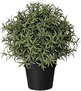 Ikea Artificial Potted Plant Rosemary 9.5
