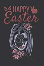 Happy Easter: Weekly Planner Organizer List Habit For Rocker,Men And Women Size 6*9,100 Pages
