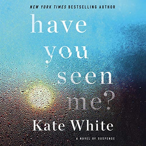 Have You Seen Me? audiobook cover art