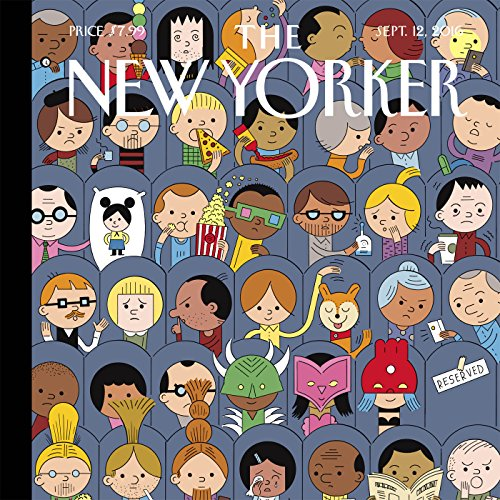 The New Yorker, September 12th 2016 (Ariel Levy, Tom Kizzia, Patrick Radden Keefe) audiobook cover art