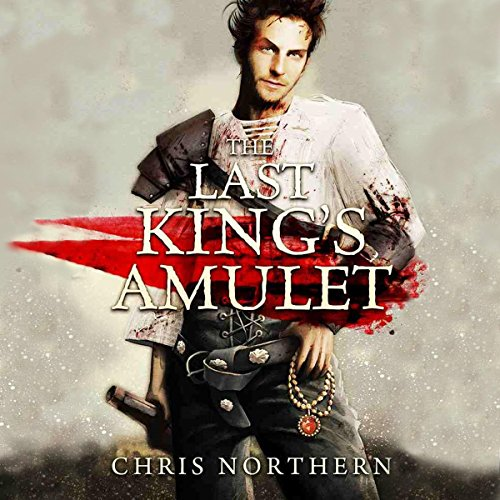 The Last King's Amulet audiobook cover art