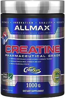 ALLMAX Nutrition - Micronized Creatine Monohydrate - 1000 Gram