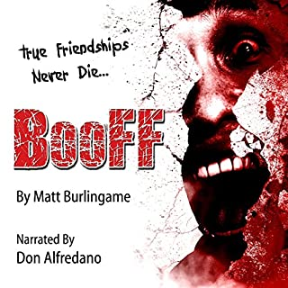BooFF audiobook cover art