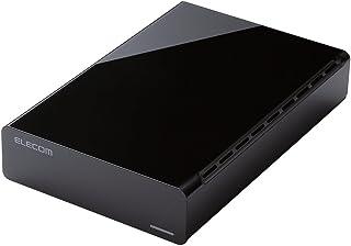 テレビ・レコーダー録画用 外付けハードディスク 2TB ELECOM(エレコム) ELD-ERT020U BK